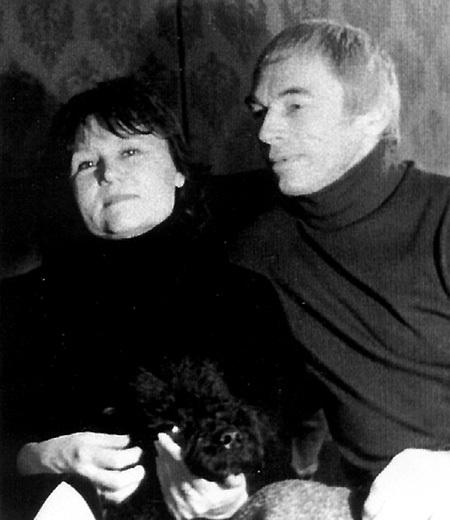 Со второй женой Светланой ЗАЦЕПИН познакомился в филармонии