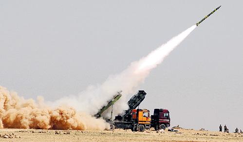 Сирийская система ПВО - самая мощная на Ближнем Востоке. Фото: Reuters
