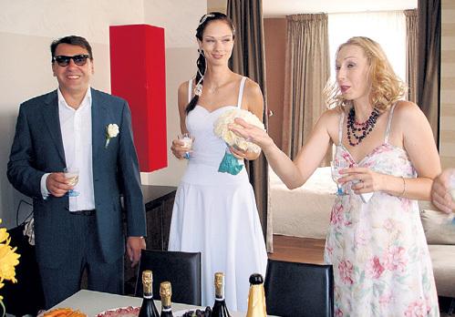катя гамова вышла замуж фото