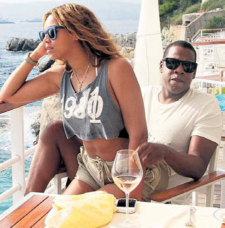 ...БЕЙОНСЕ и Jay-Z предпочитают арендовать