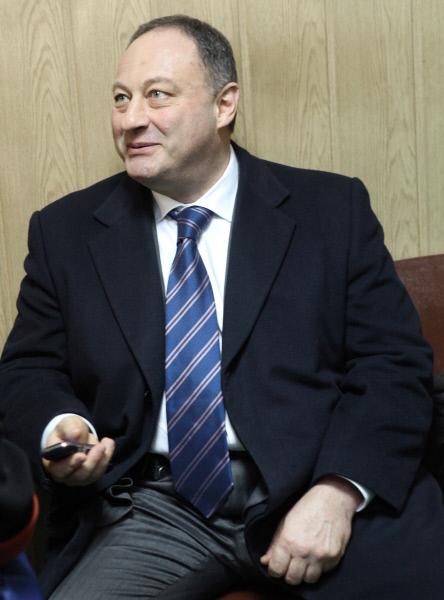 Владимир СЛУЦКЕР (фото РИА