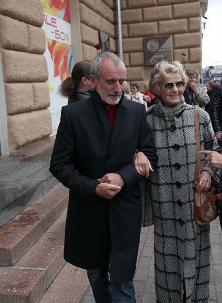 Римас ТУМИНАС, Юлия БОРИСОВА