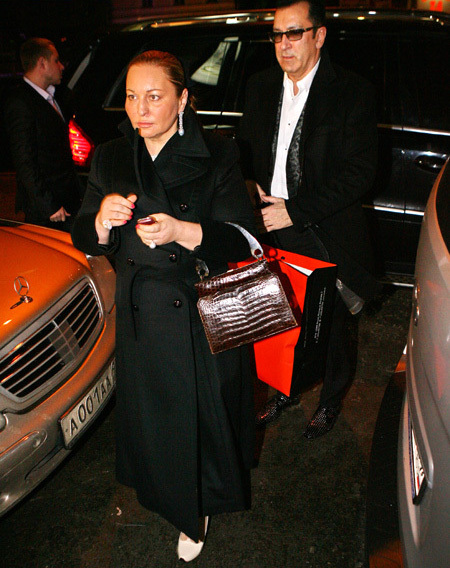 Александр БУЙНОВ c женой (фото Руслана ВОРОНОГО)