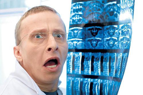 Доктор Быков скоро впадёт в кому