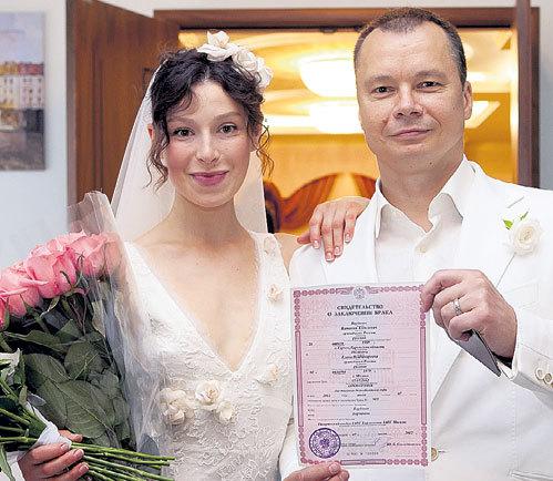 В июле актриса стала БОРДАЧЕВОЙ