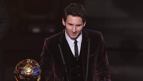 Лионель Месси сорвал зло на футболистах «Реала». Фото: «РИА Новости»
