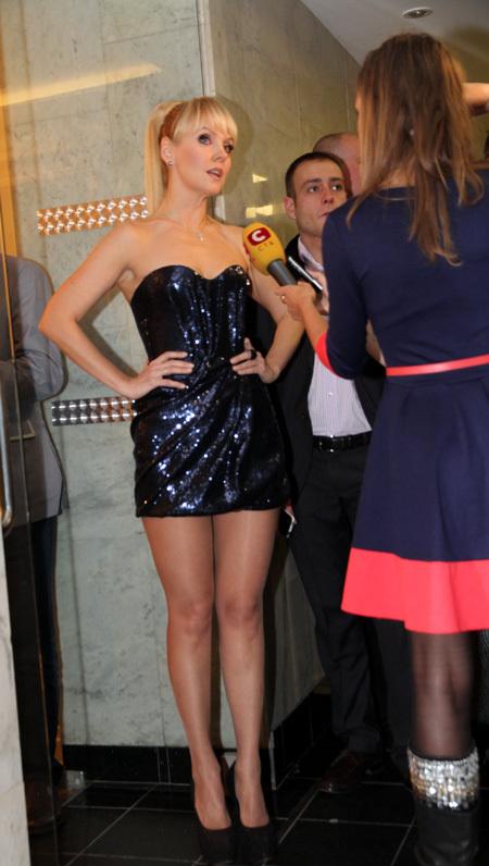 Певица валерия платье фото