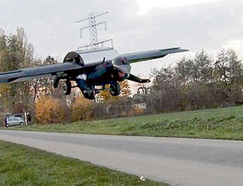 Управление крыльями освоит даже начинающий пилот