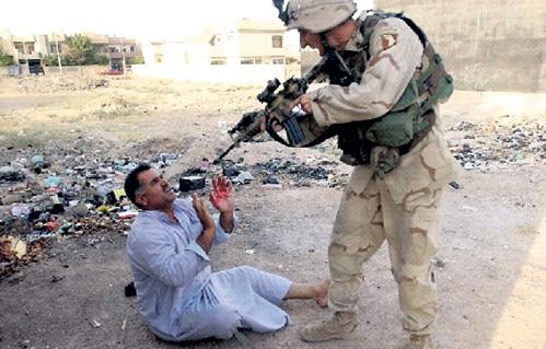 Расстрел мирных жителей стал любимым развлечением американских солдат