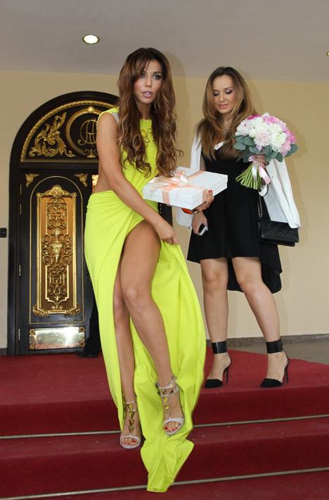 «Мой друг, мой муж, моя любовь»: Лера Кудрявцева поздравила супруга с юбилеем