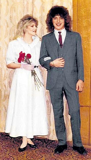 Брак Натальи ВЕТЛИЦКОЙ и Жени БЕЛОУСОВА просуществовал девять дней - с 1 по 10 января 1989 года