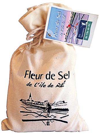 Мешочки с солью - лучший местный сувенир