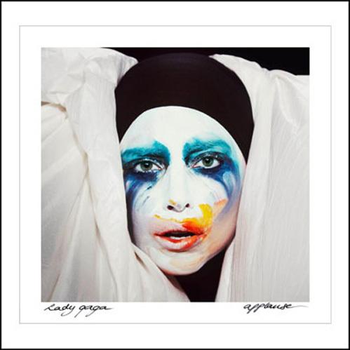 Обложка сингла Applause