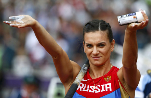Елена ИСИНБАЕВА. Фото: © Reuters