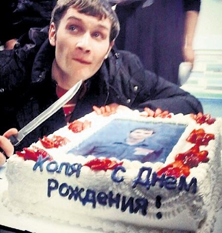 Свои дни рождения НАУМОВ отмечает с шиком. Фото: Instagram.com