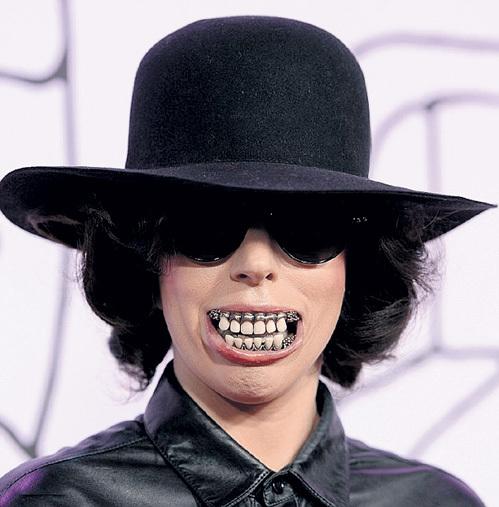 Lady Gaga - неудачнице «YouTube Music Awards»...