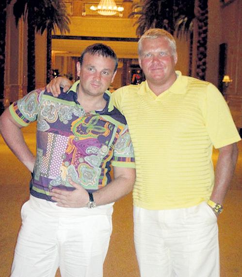 Адвокат ЛЯЛИН и авторитет ЛЕОНТЬЕВ - всего лишь соседи