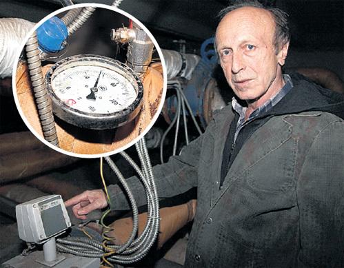 Юрий МАЩЕНКО провёл настоящее расследование и через суд доказал, что коммунальщики годами обворовывали жильцов