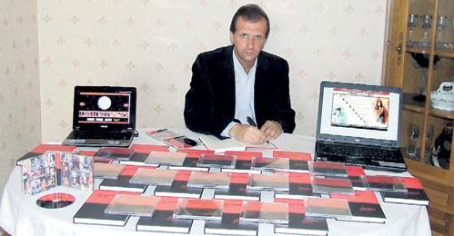 Инженер УСКОВ написал о Кармеле книгу, правда, её тираж всего 200 экземпляров