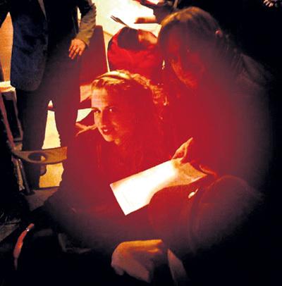 На съёмках Лера и Тёма часто уединялись. Фото: Instagram.com