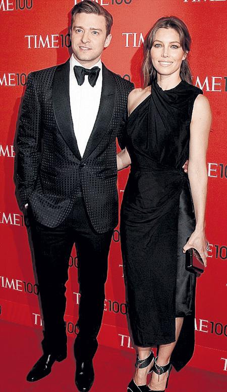 Джастин ТИМБЕРЛЕЙК и Джессика БИЛ - очень красивая пара, и будет жаль, если она распадётся