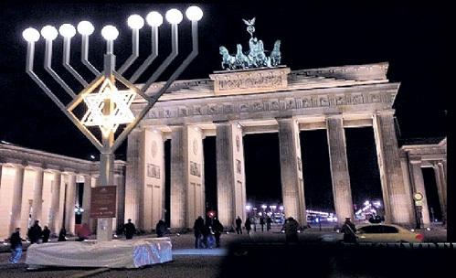 Евреи ФРГ радуются: историческая справедливость восторжествовала (Берлин, декабрь 1936 г.)