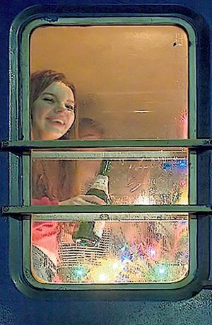 ...и много ёлочек за окном. Фото: goroskop.ru