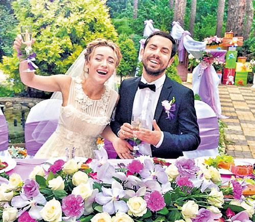 Это постановочная «свадебная» съёмка наделала много шума среди фанатов «Орла и решки»...