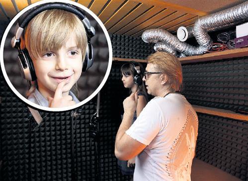 Дети Ромы ЖУКОВА тоже хотят в шоу-бизнес