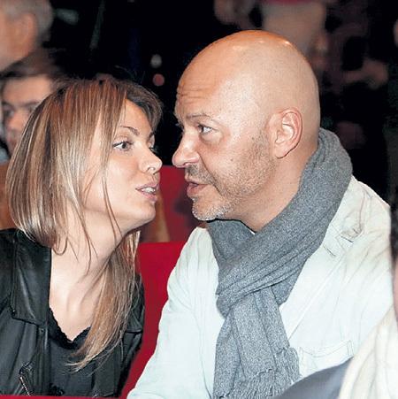 БОНДАРЧУК пришёл в кино со своим директором и секретарем Анастасией КАЛИНИНОЙ