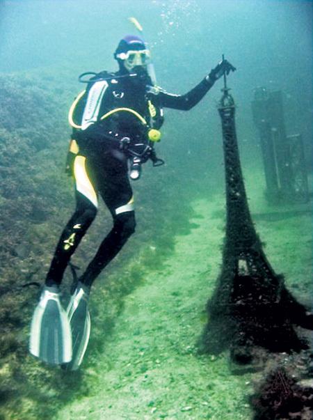 Такие подводные музеи, как под Евпаторией, нужно создавать по всему Черноморскому побережью