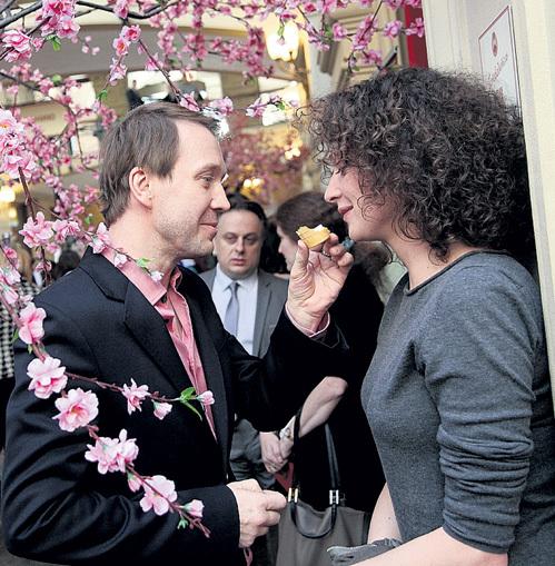 Евгений МИРОНОВ и Ксения РАППОПОРТ