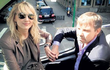 Илона и Олег в браке уже 28 лет. Фото: Twitter.com