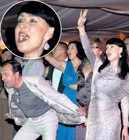 Нонна ГРИШАЕВА подпевала на ночных вечеринках, не вынимая жвачки изо рта