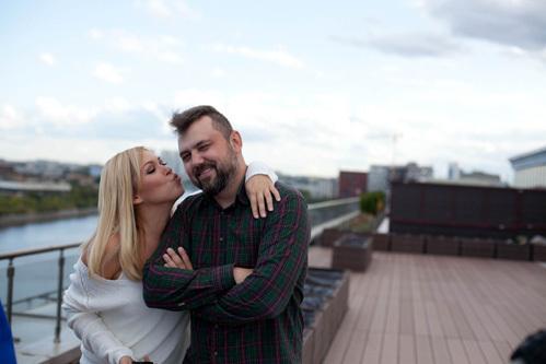 Ирина ДУБЦОВА и Алексей ГОЛУБЕВ