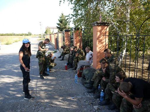 РУСЛАНА в Донецке. Фото из Фейсбука певицы