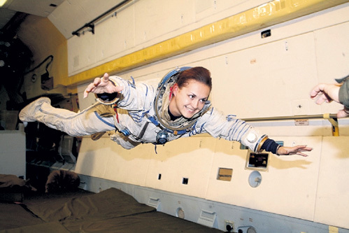 В «Роскосмосе» не исключaют: Еленa СЕРОВА может стать первым комaндиром пилотируемого космического корaбля, нaпрaвленного к Мaрсу...