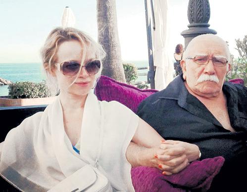 Минувшим летом Армен Борисович и Виталина отдохнули в Испании. Фото: Instagram.com