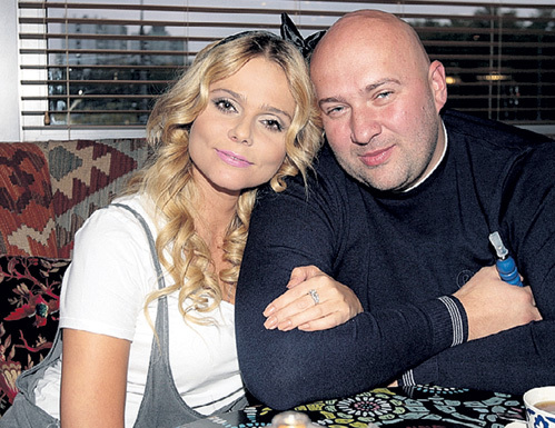 С новым избранником Алексеем