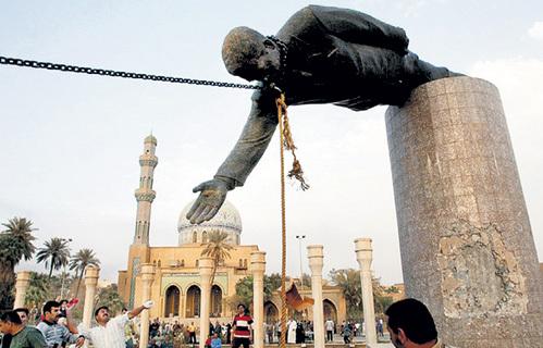 США вторглись в Ирак под надуманным предлогам, а Саддама ХУСЕЙНА повесили за преступления, которые тот не совершал