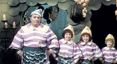 …«Приключения Буратино» (1976 г.)