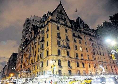 Дом «Дакота» считается одним из самых престижных в Нью-Йорке