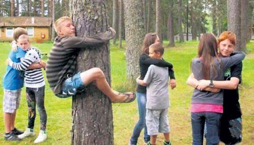 В любви главное - не наломать дров