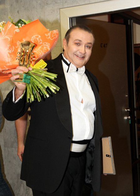 Валерий КУРАС. Фото Бориса КУДРЯВОВА
