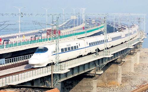 Суперсовременные поезда, которые свяжут Москву и Пекин, будут круче «Сапсана»