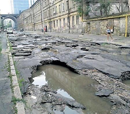 Покрыть дороги членами, и дело с концом? Фото: Yaplakal.ru