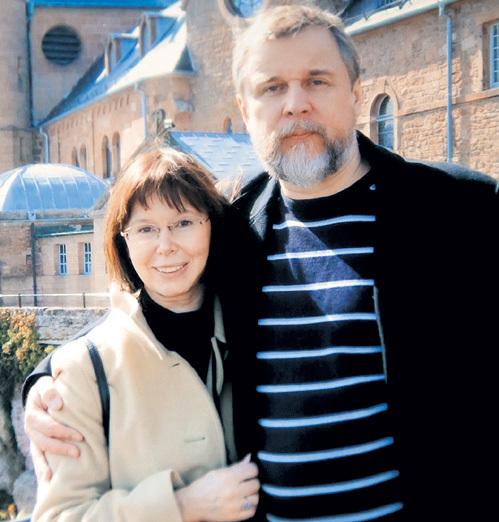 СИМОНОВА и ЭШПАЙ живут вместе 32 года