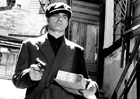 ЛАВРОНЕНКО стал широко известен после роли бандита Чекана в сериале «Ликвидация»