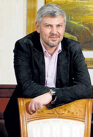 Николай САРКИСОВ. Фото: forbes.ru