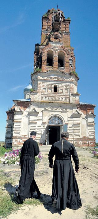 20 лет назад сельский собор внесли в список исторического наследия